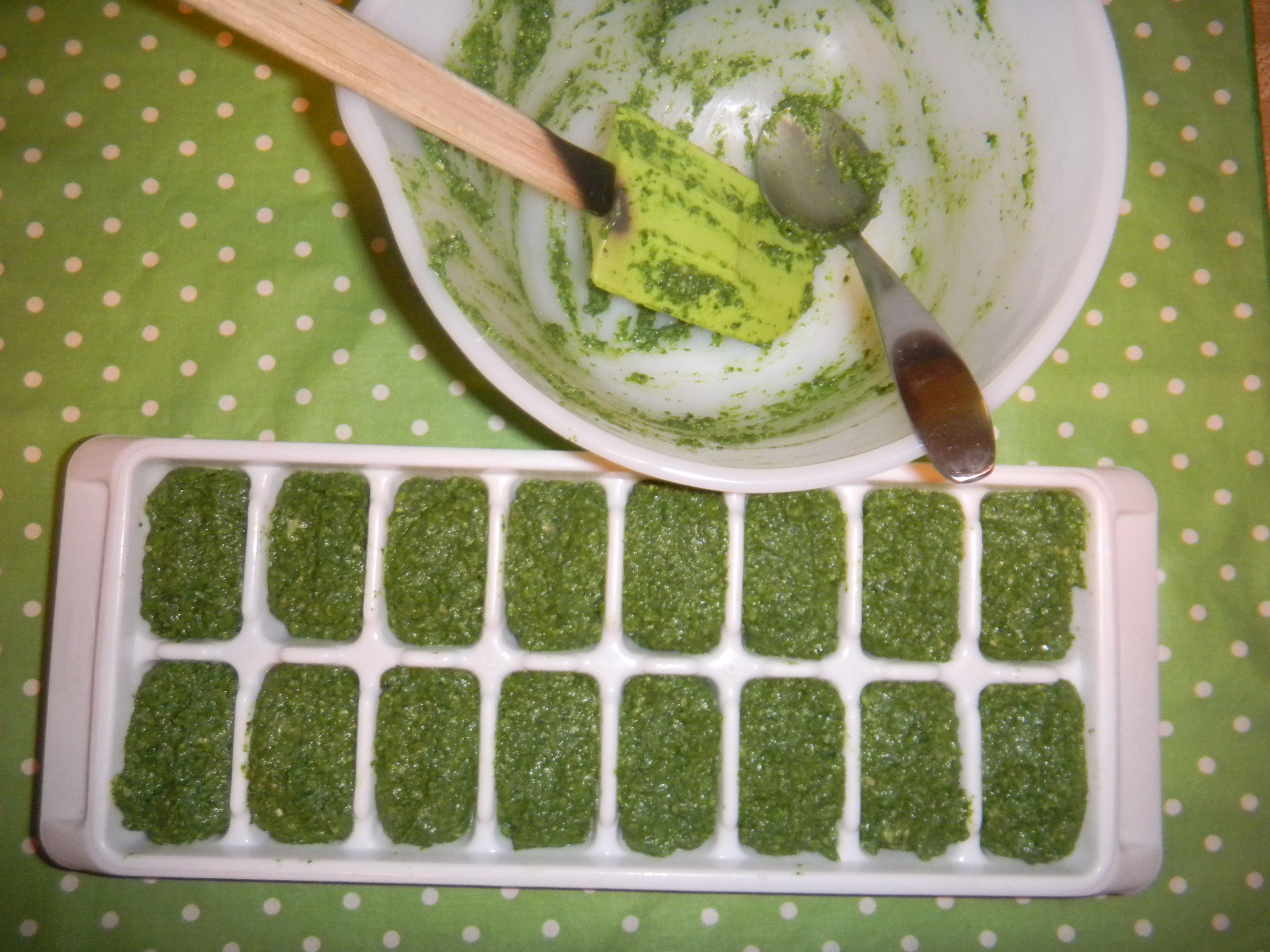 pesto nettles pesto recipes dishmaps nettle pesto the rowdy chowgirl ...