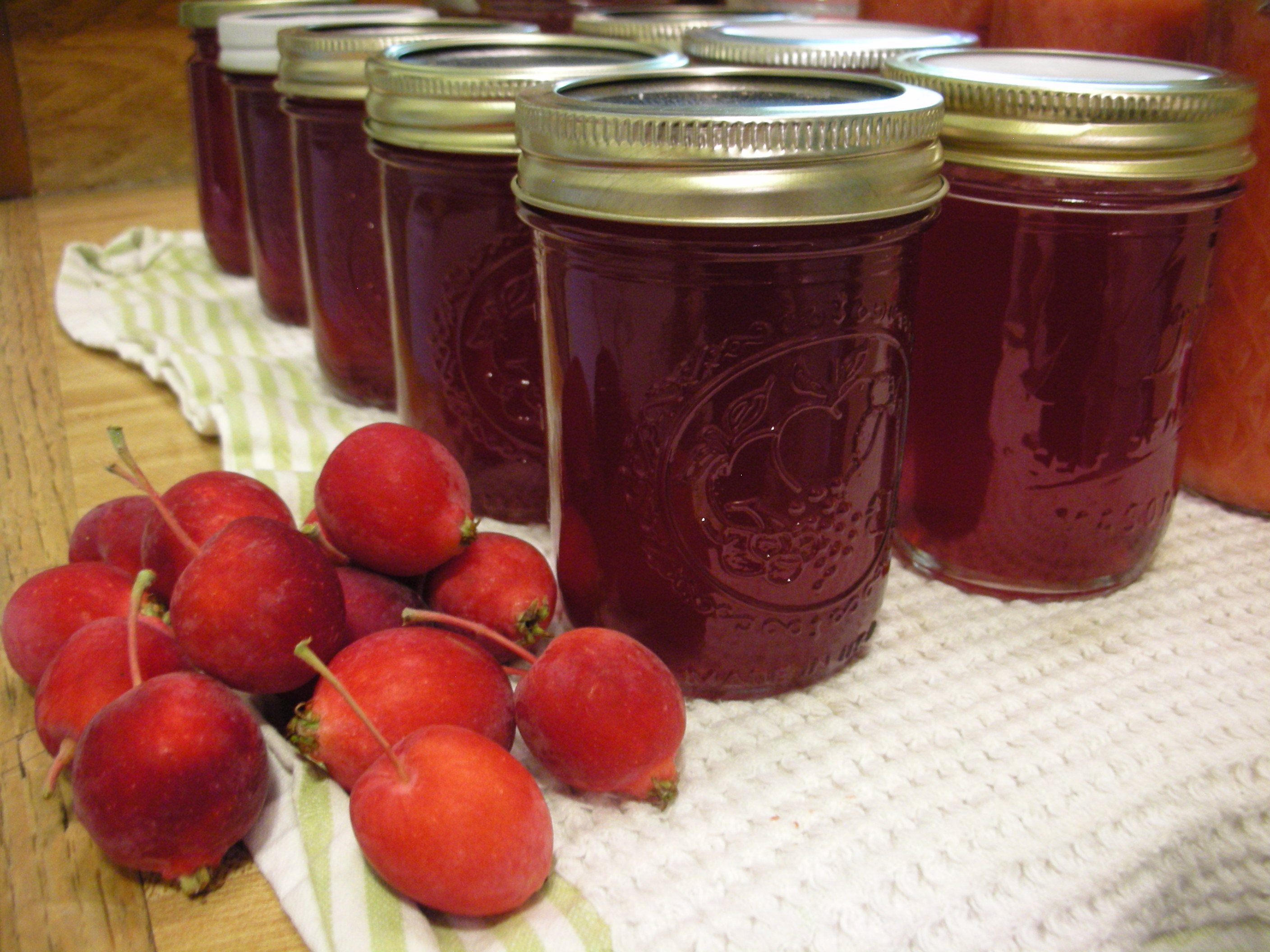 crab apple jelly recipe canning